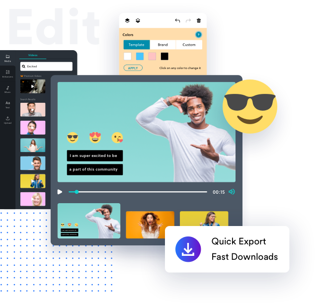 InVideo Tips, instagram video editor